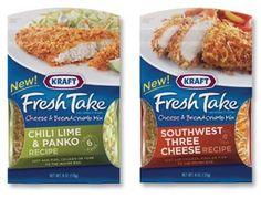 Pure Coupon Magic: Kraft Fresh Take: $.49 Each @ Publix