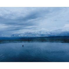 Hot Springs & Oregon, by emily blincoe