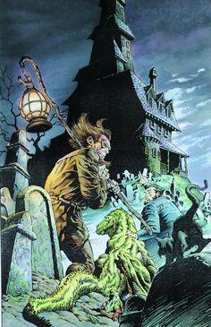 House of Mystery Bernie Wrightson