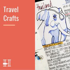 Travel themed crafts for travel lovers. DIY journals, map lampshades, and more. Her Packing List, Packing Checklist, Packing Tips, Travel Crafts, Group Travel, Travel Themes, Low Key, Lampshades, Journals