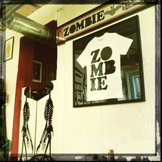 Zombie Bar. Madrid.