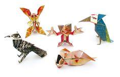 kaleidoscope paper folding - Google Search