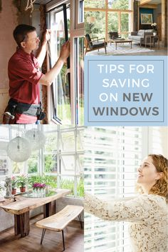 Get new windows for cheap!