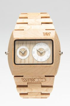 D2 Chrono Watch / by WeWood