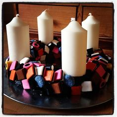 Pillar Candles, Birthday Candles, Cake, Desserts, Christmas, Alternative, Food, Google, Tailgate Desserts