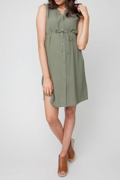 The best-selling April Tunic now in a dress...  Dreamy flowy and all-season this drapey tie-front dress is everything you've ever wanted for a summer pregnancy - and beyond. April Tunic Dress by Ripe Maternity. Clothing - Maternity - Nursing North Carolina