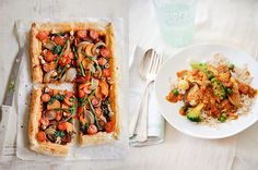 small pizza for one keiko oikawa's food photography