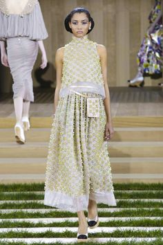 CHANEL COUTURE SPRING SUMMER 2016 PARIS