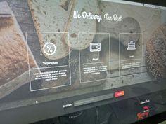 My recent project..for bakery online shop #ui #uidesign #uxdesign #ux #uiuxdesign #interfacedesign #websitedesign