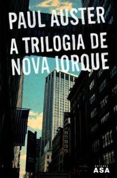 A Trilogia de Nova Iorque, Paul Auster Puzzles, Paul Auster, Tech Companies, Company Logo, Reading, Books, Download, Link, Design