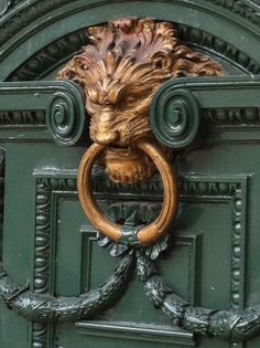 talking door knockers - Google Search