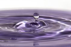 Water Ball Droplet