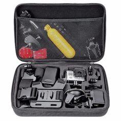 Sabrent Universal Travel Case pour GoPro ou petits appareils électroniques et accessoires SM