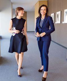 Success Secrets From a Wall Street Superstar:  Dina Habib Powell