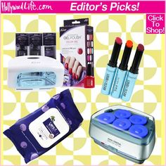 Editor's Picks — Best New Beauty Products - Hollywood Life! Yes To Blueberry Facial Towelettes