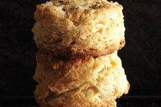 Find the recipe for Salt-and-Pepper Biscuits and other  recipes at Epicurious.com...All these biscuits ask is to be served warm with plenty of (optional, but highly recommended) salt-and-pepper butter.