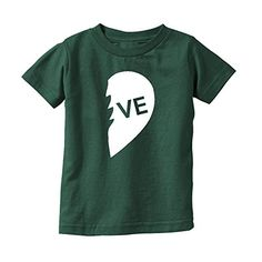 We Match! VE (Part Of The Two Parts of A Heart = Love Set) Kids T-Shirt (Forest, Youth XS) We Match! http://www.amazon.com/dp/B0158M8WUO/ref=cm_sw_r_pi_dp_Jalcwb10TQG78