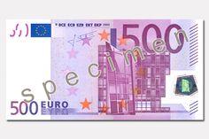 Fini le billet de 500 euros