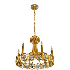 1stdibs - Lobmeyr Crystal & Textured Brass Chandelier explore items from 1,700  global dealers at 1stdibs.com