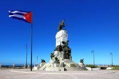 The Malecon, Havana, Cuba. (Maceo ) #VisitCuba #SeeHavana