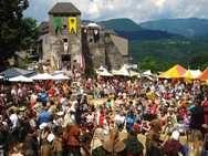 Ritterfest in Kapfenberg