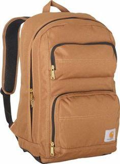 59767bd653e Carhartt Legacy Standard Work Backpack Carhartt Brown - via eBags.com!