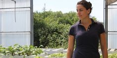 Interview : Marion Sarlé, maraichère en ferme hydroponique | Blog Alsagarden - Plantes Rares, Jardins Naturels & Actualités