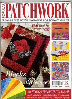 popular Patchwork - Isabel Perez Valiente - Álbuns da web do Picasa