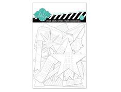 Heidi Swapp - Color Magic Collection - Paper Goods - Ephemera