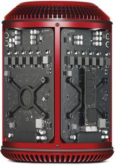 #Apple #Mac Pro [RED]