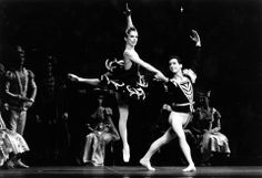 "Here's a throwback image from PBT's timeless ""Swan Lake"" from February 1988! Artists: Janet Popeleski and Scott Jovovich Photo: Randy Choura"