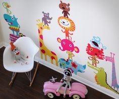 decals for playroom