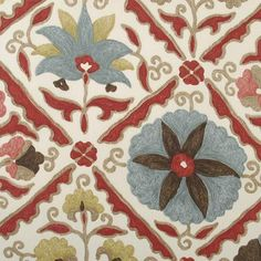 Pattern #42151 - 115 | Holtstad Collection | Duralee Fabric by Duralee