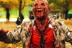 Toronto Zombie Walk, 2010 — Toronto Zombie Walk 2010 — Freddy Krueger