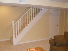 Superior Basement Stairs Railing Design Decorating 69584 Basement Design
