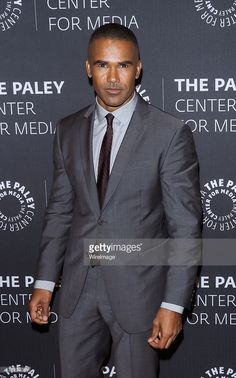 Actor Shemar Moore attends the The Paley Center For Media hosts a tribute to African-American achievements in television at Cipriani Wall Street on May 13, 2015 in New York City.