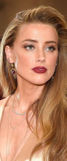 Amber Heard - MET Gala 2016