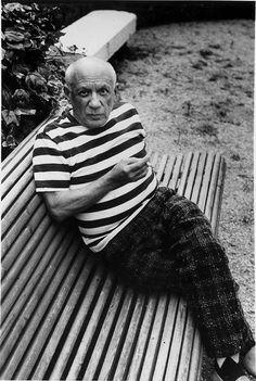 Picasso descansando