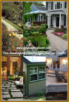 Landscaping plays an absolutely critical role in influencing the look and feel of your family's home. There is nothing more impressive than a home with fantastic landscaping. You can learn the best ways to landscape your home by carefully reading this article.  >>> Read more details by clicking on the image. Landscaping Around House, Plays, Improve Yourself, Backyard, Landscape, Reading, Outdoor Decor, Image, Home