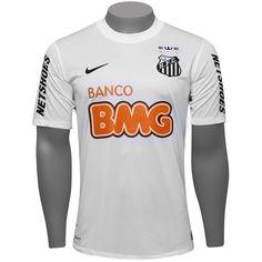 Camisa Nike Santos I 12 13 s nº - Compre Agora c1495ed197113