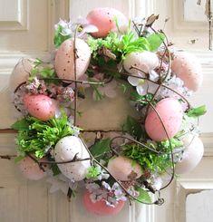 Húsvéti koszorú Flowers, Pentecost, Royal Icing Flowers, Flower, Florals, Floral, Blossoms