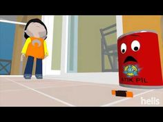 Çöplerin ve Atıkların Ayrı Toplanması - The separate collection of garba. Family Guy, Fictional Characters, Youtube, Fantasy Characters, Youtubers, Youtube Movies, Griffins