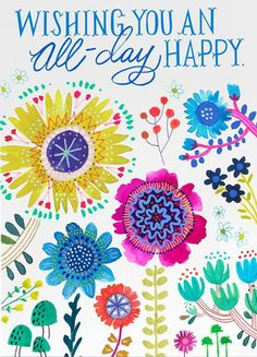 From: Sarah Young - print & pattern: CARDS - studio ink