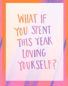 2017 is the YEAR OF SELF-LOVE! Read more here: http://www.positivelypresent.com/2017/01/2017-the-year-of-self-love.html