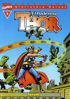 #Thor, biblioteca #Marvel nº 3