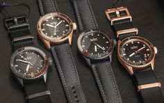 Blancpain Fifty Fathoms Bathyscaphe Watch In Ceramic For 2015 Hands-On | aBlogtoWatch