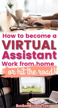 Becoming a virtual assistant is the thing that allowed us to hit the road full-time as we travel around Australia in our caravan. Find out how I got started, and how you can too! Virtual Assistant Australia | Work from home | Working on the road | Working while travelling | How to become a virtual assistant Australia Time Travel, Us Travel, Living On The Road, Virtual Assistant, Plan Your Trip, Australia Travel, Way To Make Money, Travel Around, Caravan