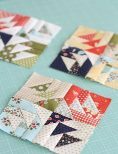 The Splendid Sampler - Free Quilt Block Patterns