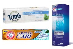 Best Whitening Toothpastes for Sensitive Teeth
