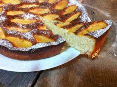 Kruha i...: Torta od riže sa jabukama - torta di riso bolognes...